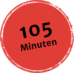 Trainingsdauer: 105 Minuten